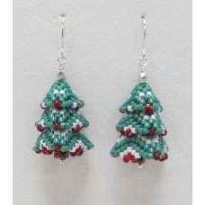 """Christmas Tree Earrings""      December 17, 2019      (1:30pm - 3:30pm)"
