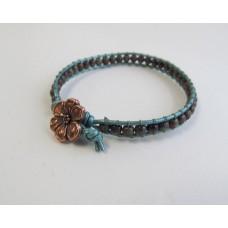 """ Leather Wrapped Bracelet""    April 12, 2019   (2:00pm - 3:30pm)"