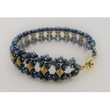 """ BBTB Diamond Trellis Bracelet""       August 22, 2019    (1:00pm - 3:00pm)"