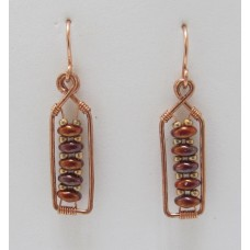 """ BBTB Basic Wire Wrapped Earrings""      February 22, 2020      (1:30pm - 3:30pm)"