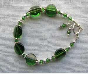 B138       Clear Green