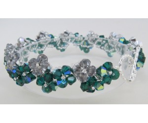 "BBTBC101         ""Holiday Crystal Bracelet"""