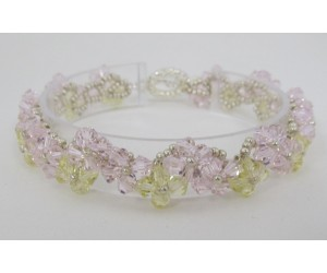 """ Crystals In Spring Bracelet""   July 2, 2017    (2:30pm - 4:30pm)"