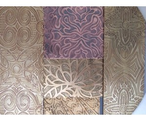 """ Etching Copper Templates for PMC""    Darlene Armstrong       March 23,  2018      (9:30am - 5:30pm)"