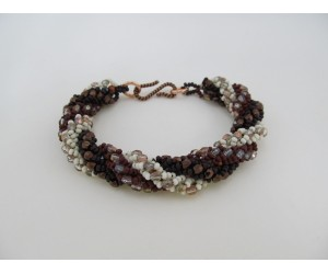 """ Triple Summer Spiral Bracelet""    July 26, 2018         (1:00pm - 3:00pm)"