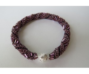 """ Russian Spiral Bracelet""   January 14, 2017 (12:30pm - 3:30pm)"