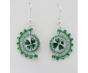 """ St Patty's Earrings""      March 10, 2018      (1:00pm - 3:00pm)"