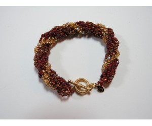 """ Fall Inspired Spiral Bracelet""    October 19, 2017         (1:00pm - 3:30pm)"